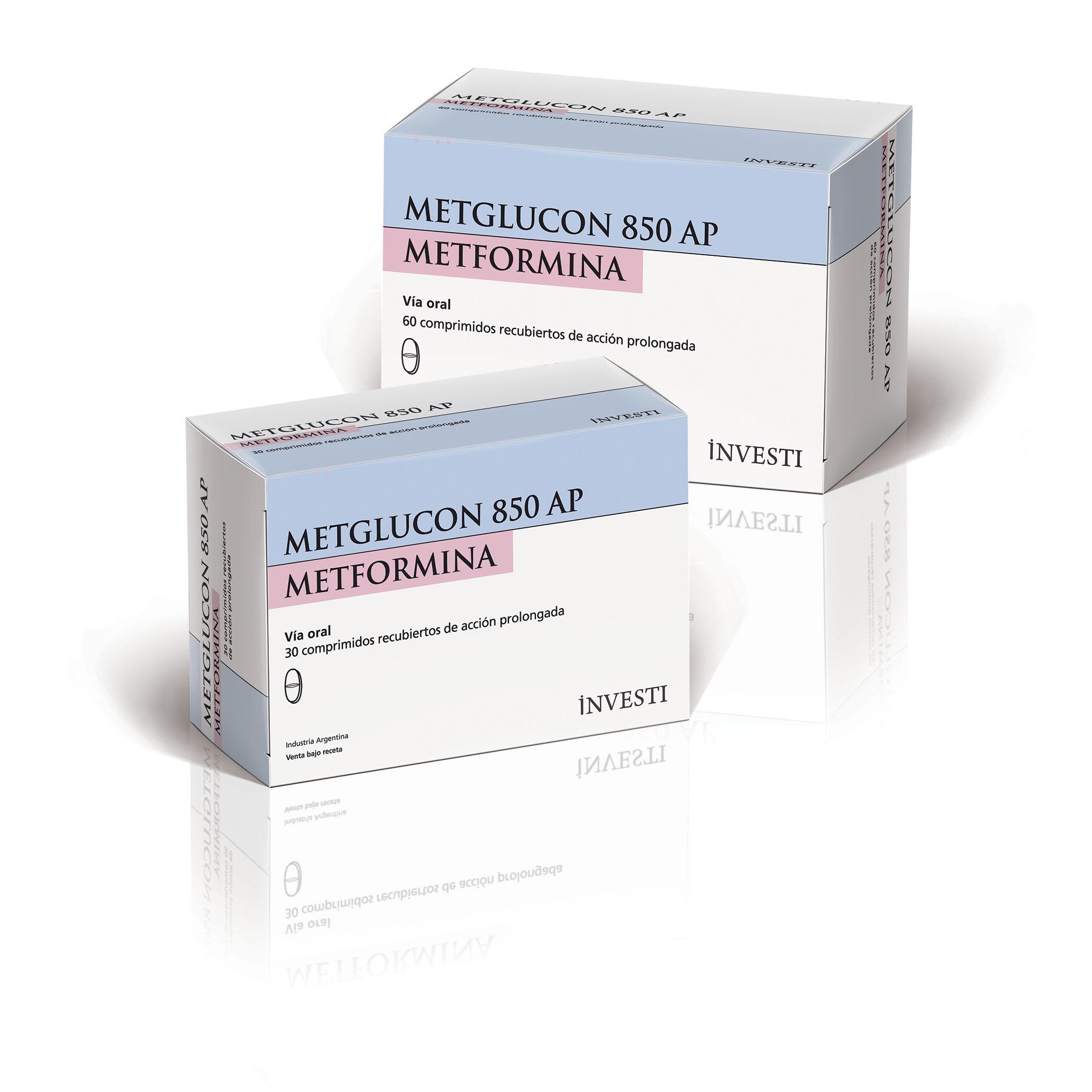 Metglucon 850 AP - Investi